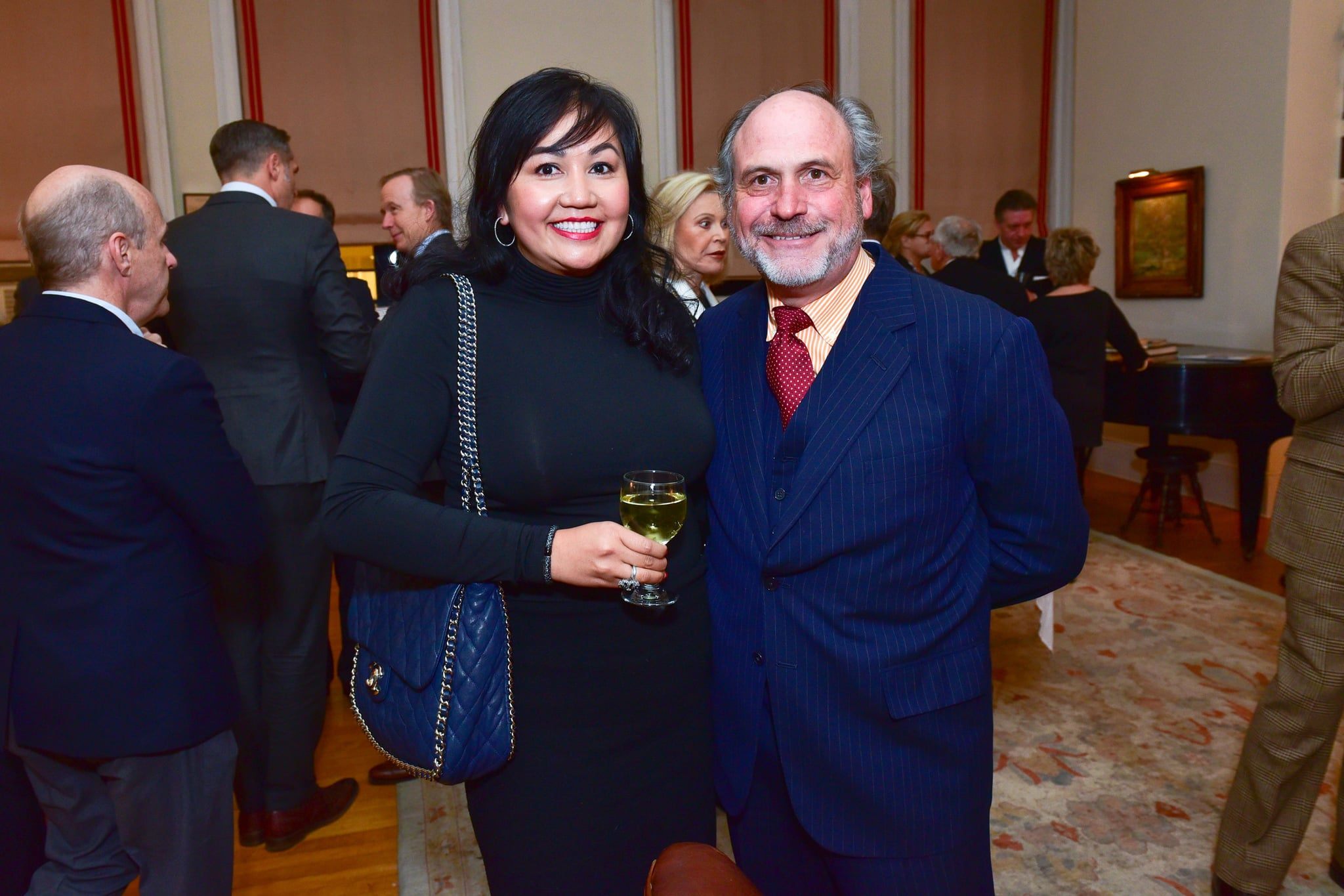 who is the trumps' white house interior designer? | popsugar home