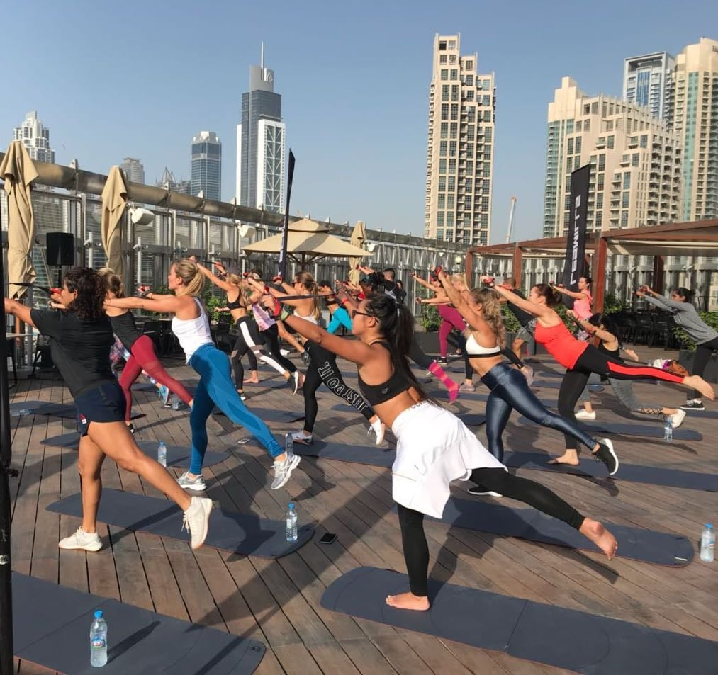 Les Mills Adds Barre and Tone Classes in UAE