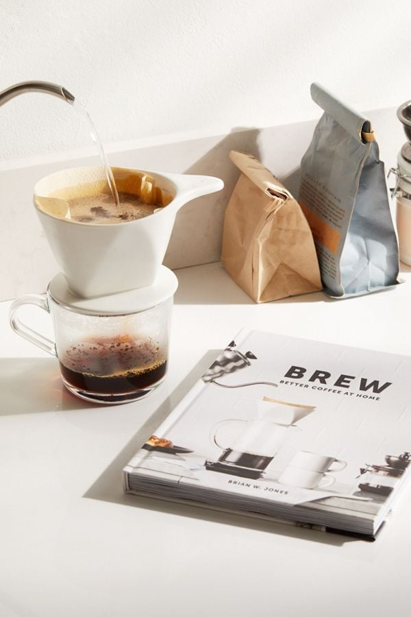 Brew Book and Press Gift Set