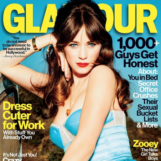 How to Get Zooey Deschanel's Voluminous Hair
