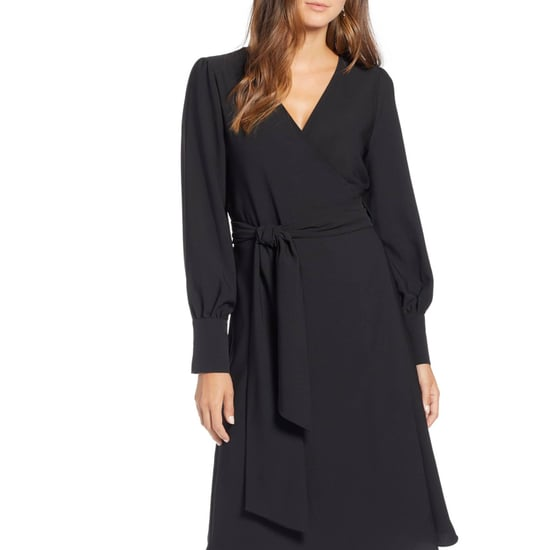 Most Flattering Wrap Dress 2018