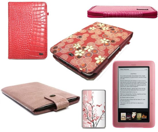 Pink and Red Nook Cases for Valentine's Day