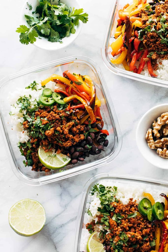 15 Healthy Meal-Prep Recipes That Will Help You Fight Lunchtime Cravings All Week Long