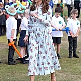 Kate Middleton's Emilia Wickstead Dress September 2019
