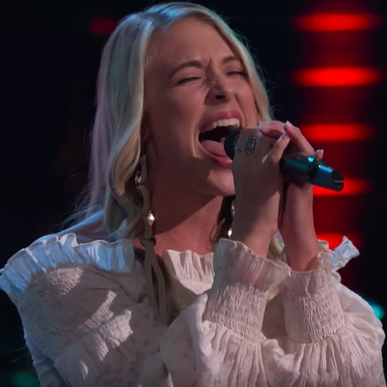 "Brennan Lassiter Sings ""You Are My Sunshine"" For The Voice"