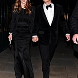 Princesses Beatrice and Eugenie Go Floor-Length and Fabulous With Boyfriends