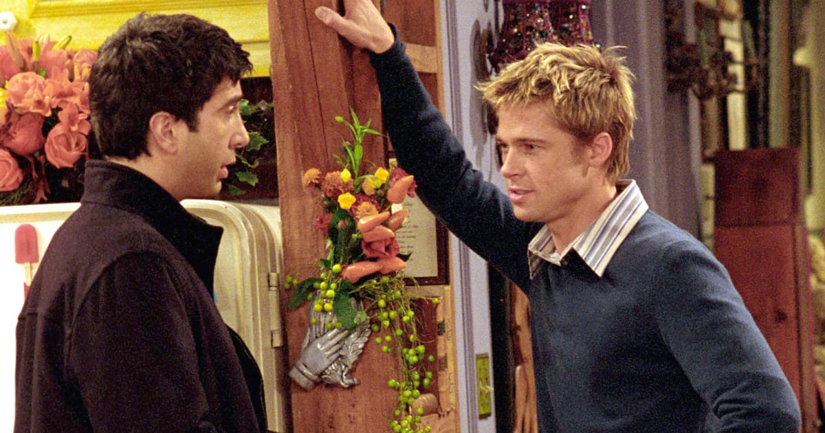 """Photo of Jennifer Aniston Lists Brad Pitt as One of Her Favorite Friends Guest Stars: """"[He] Was Wonderful"""""""