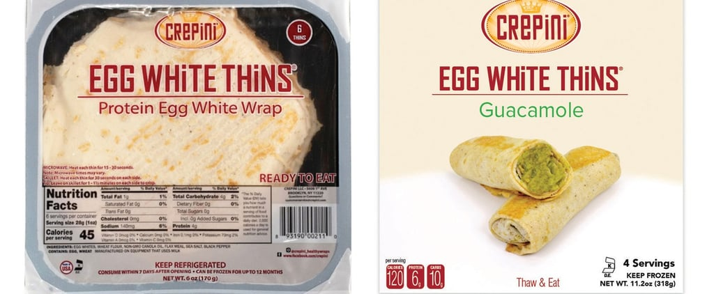 Crepini Egg White Thins