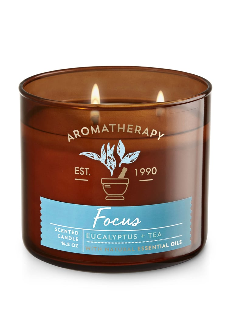 Focus Eucalyptus And Tea Bath And Body Works