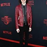 Finn Wolfhard at Stranger Things Season 3 Premiere