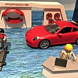Playmobil Porche Dealership
