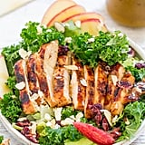Apple, White Cheddar, and Grilled Chicken Salad​