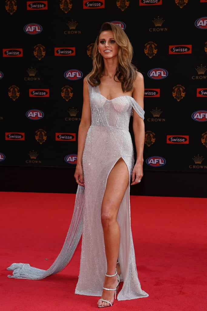 Brownlow medal wags red carpet dresses 2017 popsugar fashion australia - Dresses from the red carpet ...