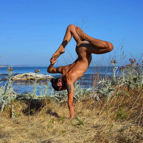 Naked Yoga Pictures of Men