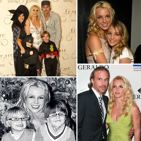 Britney Spears Cute Family Pictures to Celebrate Her Birthday