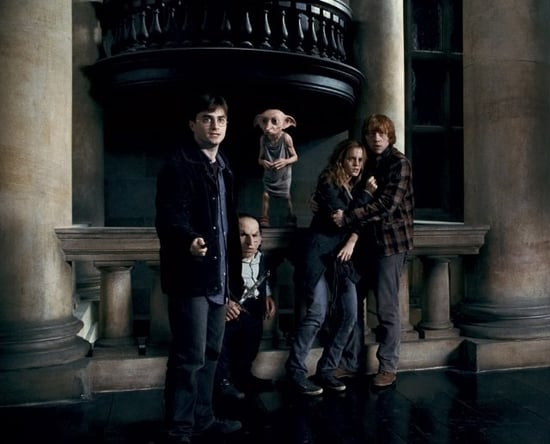 Pictures of Harry Potter and the Deathly Hallows