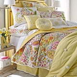 Quilted Paisley European Sham ($55)