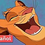 """""""Yo Quisiera Ya Ser Un Rey,"""" The Lion King"""