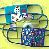 Pixar Cloth Face Masks