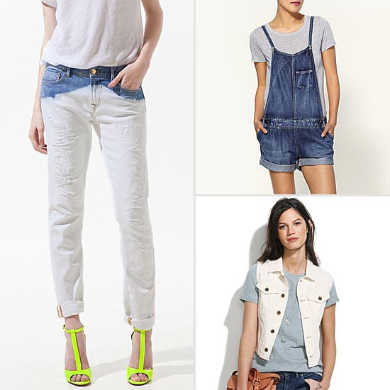 Summer Denim Essentials 2012