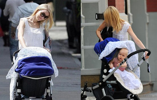 Naomi Watts and Son Alexander Take A Stroll in NYC