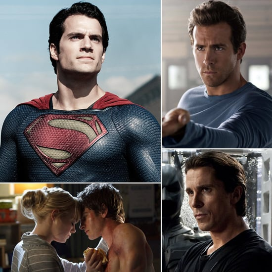 Superhot Superhero Eye Candy