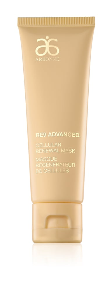 Everyone loves a good mask that will leave you glowing.Arbonne Cellular Renewal Mask ($67)