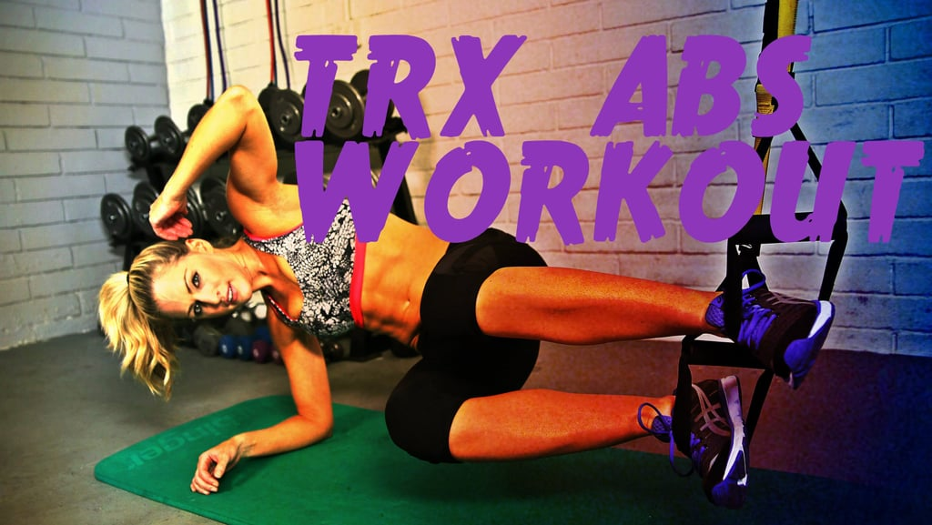 """TRX Abs Workout"" From BodyFit by Amy"
