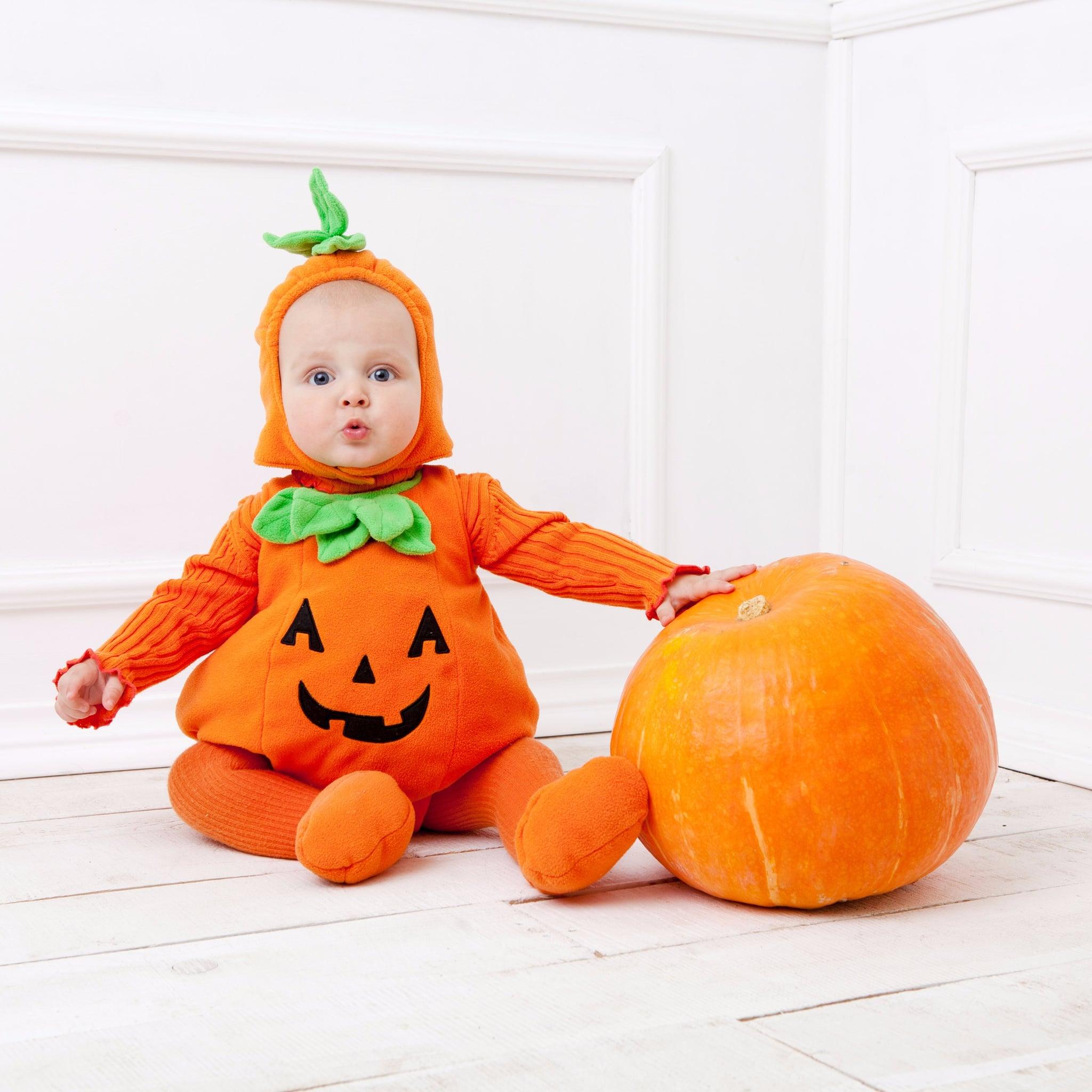 baby's first halloween | popsugar moms