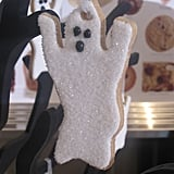 How fun are these ghost cookies?