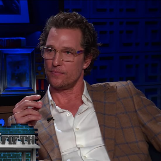 Matthew McConaughey Ranks His Romantic Comedies on WWHL