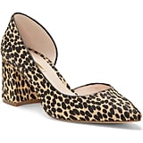 Louise et Cie Jolon Half d'Orsay Genuine Calf Hair Pump