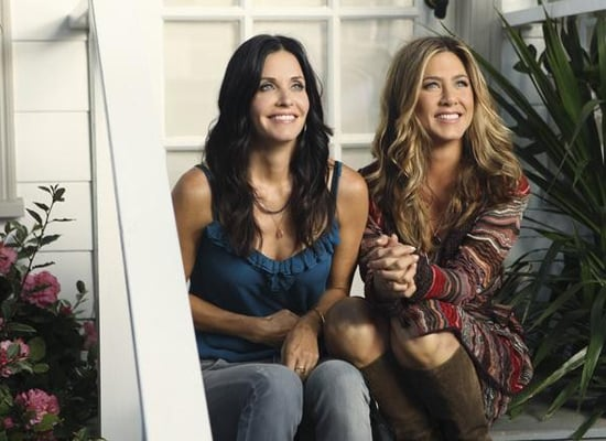 New Photos of Jennifer Aniston in the Season Premiere of Cougar Town