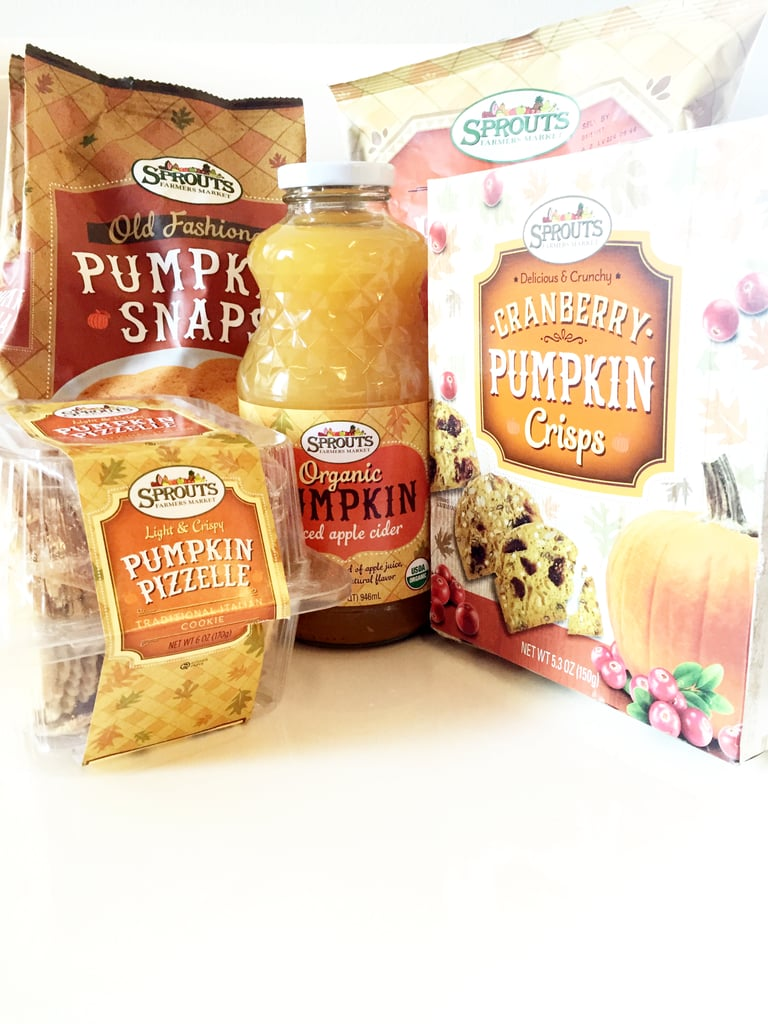 Best Sprouts Pumpkin Spice Products 2016
