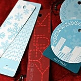 Holiday City Gift Tags