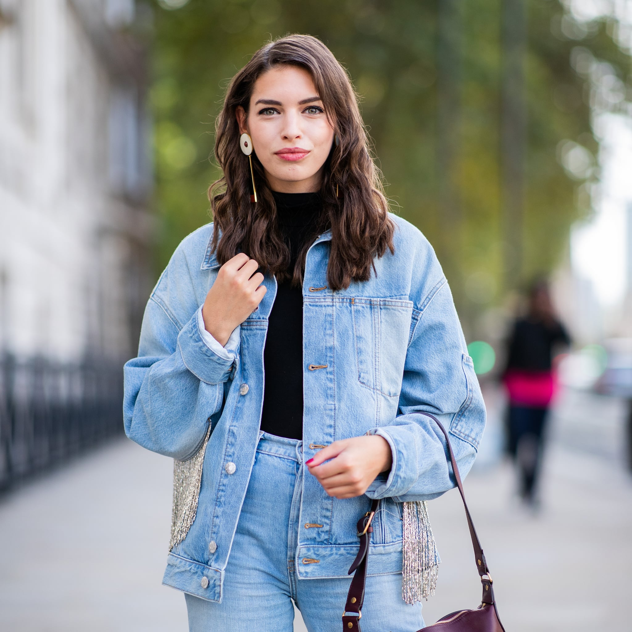 Cool Denim,on,Denim Street Style and Outfit Ideas