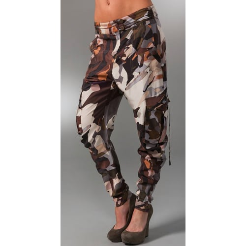 Camo Cargo Pant, Approx $194, L.A.M.B at Shopbop