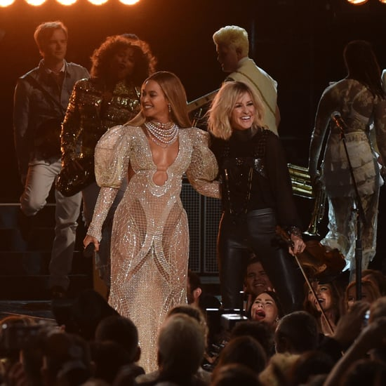 Beyonce at the CMA Awards 2016 Pictures