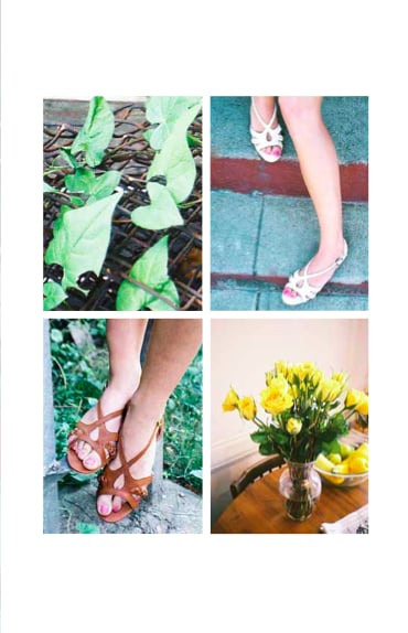 Check Marais USA's Chic Laid-Back Shoes in Their Spring 2011 Lookbook