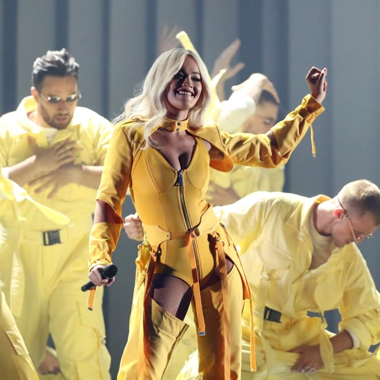 Rita Ora ARIA Performance