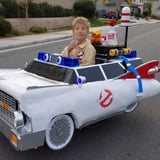 The Sweetest Dad Ever Just Turned His Son's Wheelchair Into a Ghostbusters Mobile