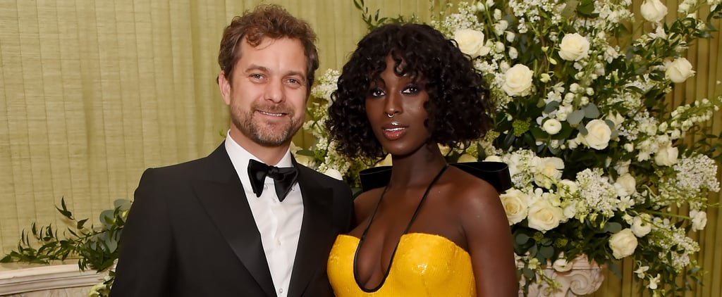 Joshua Jackson and Jodie Turner-Smith Cute Pictures