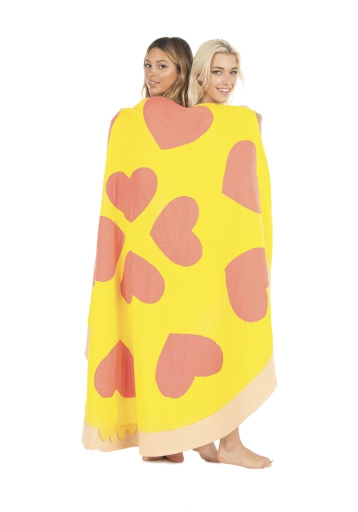 Lolli x Valfre Pizza Beach Blanket ($115)