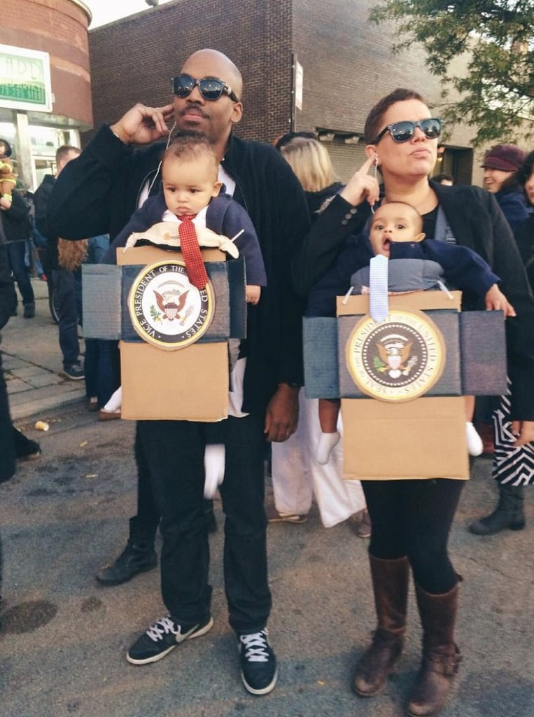 Politicians (and Secret Service)
