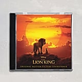 The Lion King Original Motion Picture Soundtrack CD