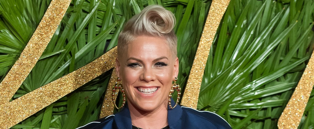 Pink Just Debuted an Edgy Buzzcut — See the First Photo