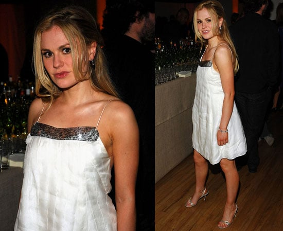 Anna Paquin's Fly Away Blonde