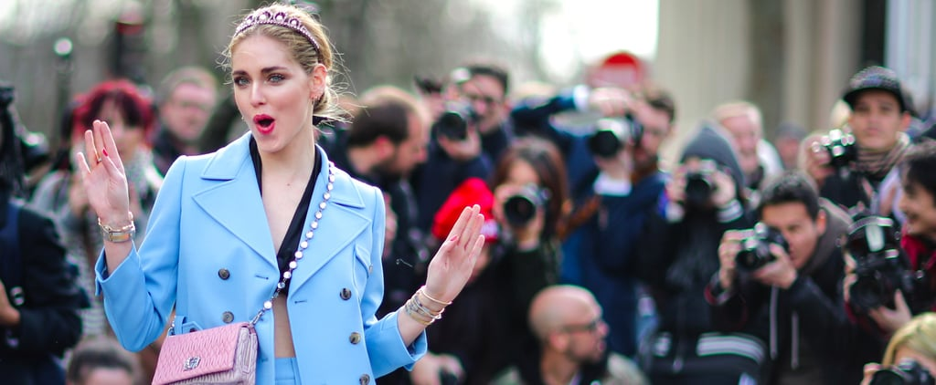"The Blogger With the Most ""Liked"" Outfit at Fashion Week"