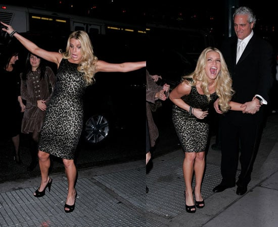 Jessica Simpson Got Stuck in a Good Place