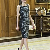 Queen Letizia of Spain's Favorite Summer Dress